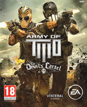 Cover di Army of TWO: The Devil's Cartel