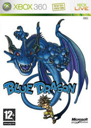 Cover di Blue Dragon