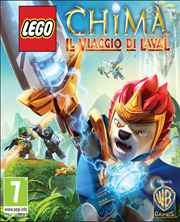 Cover di LEGO Legends of Chima: Il Viaggio di Laval
