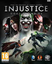 Cover di Injustice: Gods Among Us