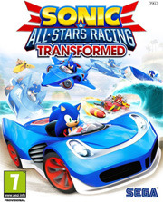 Cover di Sonic & All-Stars Racing Transformed