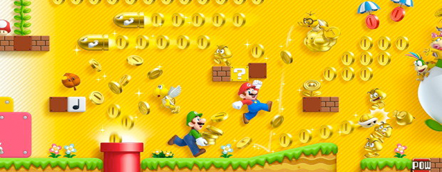 New Super Mario Bros. 2 mobile