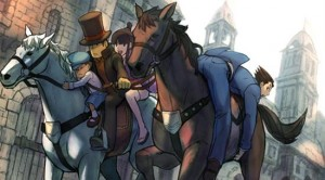 TGS 2012 - Professor Layton vs. Ace Attorney: Nuovo Trailer
