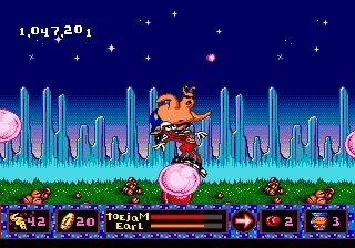 Trucchi PS3   ToeJam & Earl 2: in Panic on Funkotron