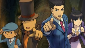 Secondo trailer per Professor Layton vs. Ace Attorney