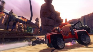 Sonic & All-Stars Racing Transformed: Ecco Ralph