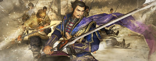 Dynasty Warriors 8 mobile