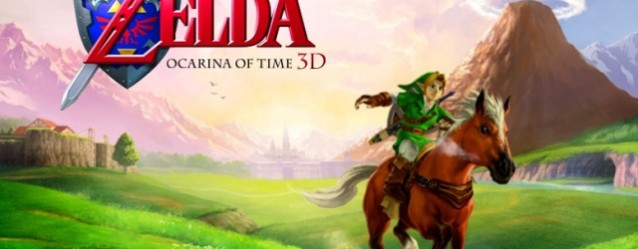 The Legend of Zelda: Ocarina of Time 3D mobile