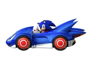 Sonic & Sega All-Stars Racing da domani su Apple Store