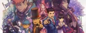 Trailer in italiano per Il professor Layton vs Phoenix Wright: Ace Attorney