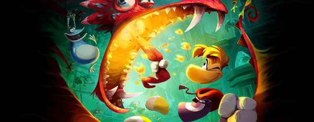 Rayman Legends mobile