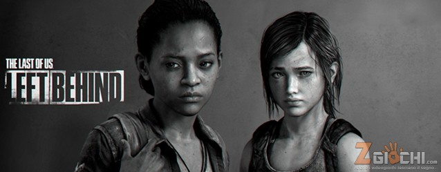 the last of us left behind video soluzione
