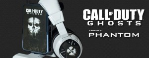 Turtle Beach Call of Duty: Ghosts Ear Force Phantom - Speciale