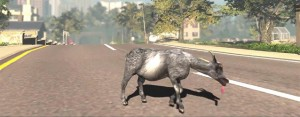 Goat Simulator: disponibile il trailer di lancio