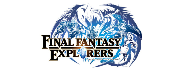 Final Fantasy Explorers mobile