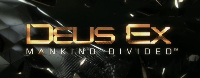 Deus EX: Mankind Divided mobile