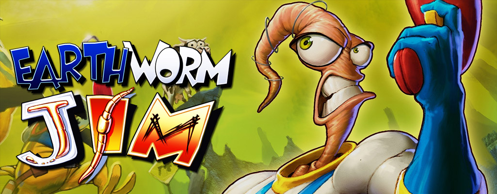 EARTHWORM JIM – Video Speciale