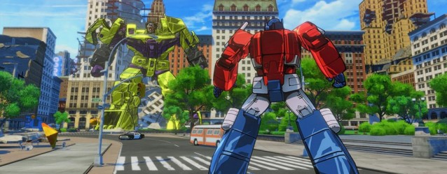 Transformers: Devastation mobile