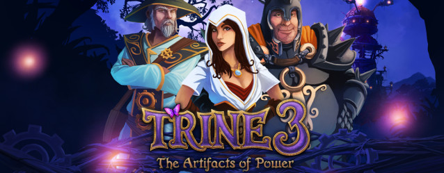 Trine 3: The Artifacts of Power mobile