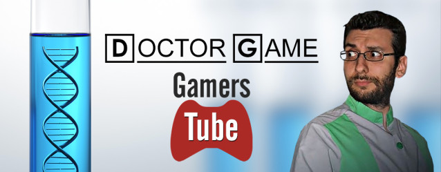 Intervista al DOCTOR GAME (The Phantom Castle) – GamersTube mobile