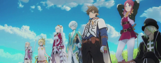Tales of Zestiria mobile