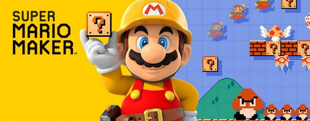 Super Mario Maker mobile