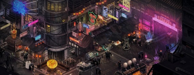 Shadowrun: Hong Kong mobile