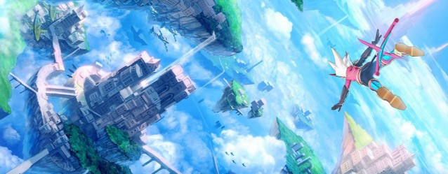 Rodea the Sky Soldier mobile