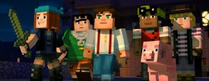Minecraft Story Mode Episode One: The Order of the Stone - Tutto è come sembra