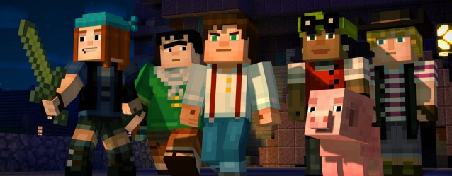 Minecraft: Story Mode mobile