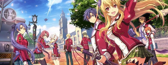 The Legend of Heroes: Trails of Cold Steel mobile