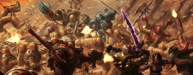 Warhammer 40,000: Eternal Crusade – Torna a regnare il caos mobile