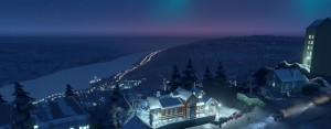 Cities: Skylines - Snowfall - Let it Snow